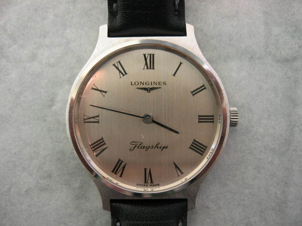 wholesale dealer bc497 f4bf6 LONGINES(ロンジン)時計修理 - 京都のコトブキ時計店